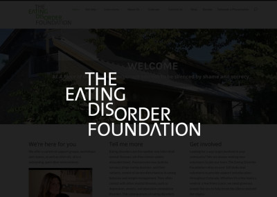 The Eating Disorder Foundation